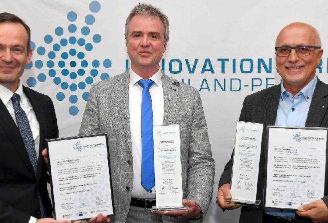 Innovationspreis Rheinland-Pfalz 2019 geht an fleXstructures