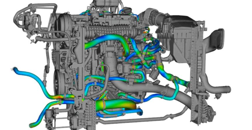 Motorschläuche – mechanisches Verhalten