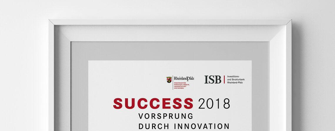 Success Award 2018