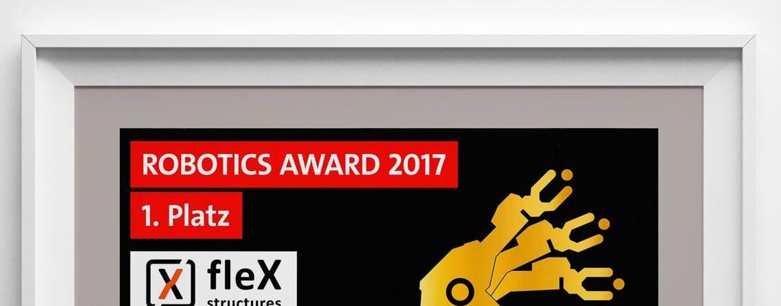 Robotics Award 2017