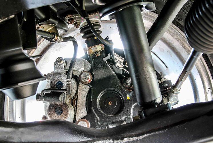 Beispiel: Bremsschlauch