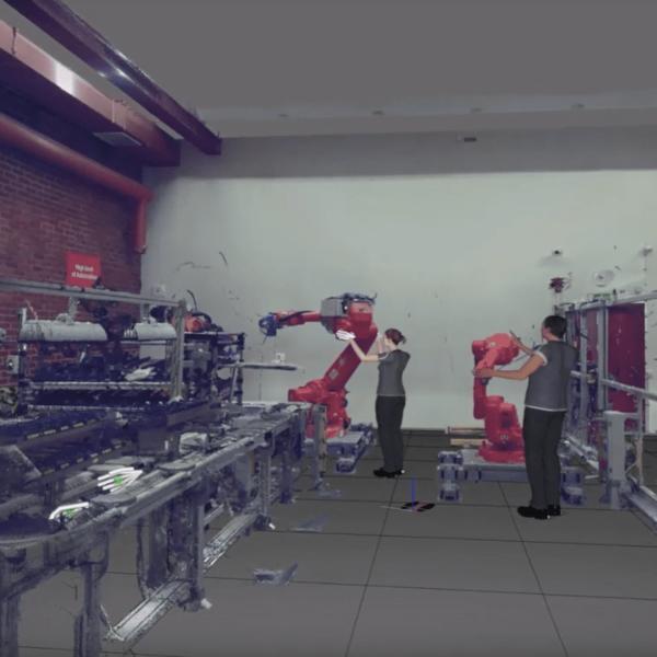 IPS Virtual Reality