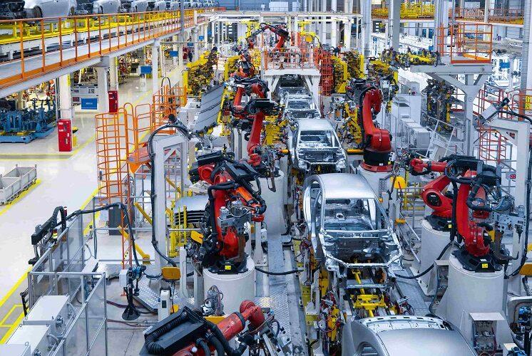 Roboterpfadoptimierung