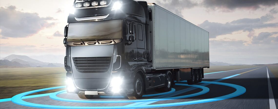 Lastkraftwagen und Busse
